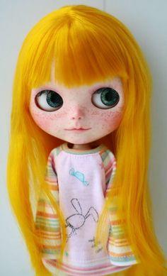 OOAK Custom Blythe Doll by Oso Polar   eBay