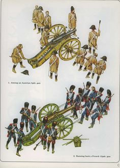 Artillery Equipments of the Napoleonic Wars 3