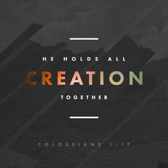 THE CENTRALITY OF CHRIST  He is before all things and by Him all things hold together. He is also the head of the body the church; He is the beginning the firstborn from the dead so that He might come to have first place in everything. Colossians 1:17-18 HCSB VERSE OF THE DAY via @youversion  ENCOURAGING WORD OF THE DAY via @kloveradio @air1radio  http://ift.tt/1H6hyQe  Facebook/smpsocialmediamarketing  Twitter @smpsocialmedia  #Bible #Quote #Inspiration #Hope #Faith #FollowMe #Follow #Tulsa…