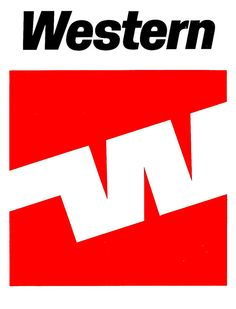 Western Airlines. The only way to fly!