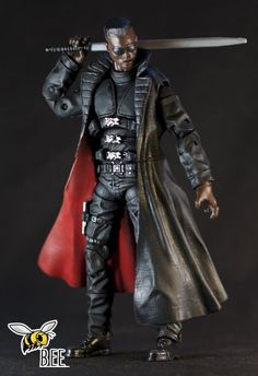 Blade (Marvel) Custom Action Figure