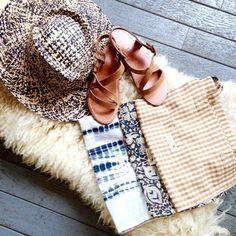 Accessoires #summer15 #soeur ☀️#natural (à magasins soeur )
