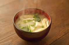 だしをとらずにおいしいお味噌汁をつくるマクロビオティックの技