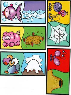animales y habitat