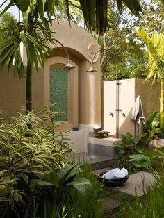 Outdoor Shower, Four Seasons Resort Chiang Mai