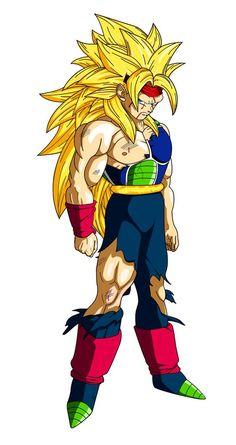 Bardock Super Sayian 3 Dragon Ball Fanon Wiki: