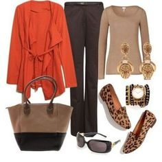 Orange Draped Cardigan Pumpkin color 68% polyester 30% cotton 4% spandex. Has pockets. Sweaters Cardigans