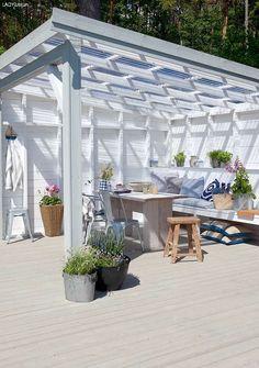 Pergola Patio, Backyard, Catio, Garden Inspiration, Garden Ideas, Begonia, Best Interior, Cabana, Outdoor Spaces