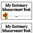 Learning measurement is tough! My student books help! Students are able to take notes on length, capacity and weight measurements. There are pages ...