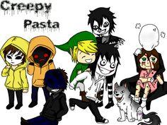 creepypasta Pony Fan Art | Cute Creepypasta Creepypasta chibi by