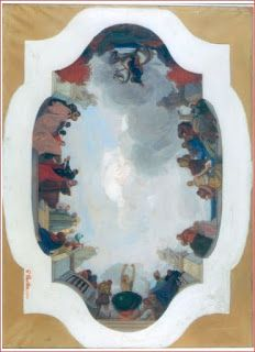 #Vorarlberger Bloghaus: [ #FREIHANDbuch ] Katholische Malkunst in der Ause... Feldkirch, Decorative Plates, Mirror, Home Decor, Expressionism, Catholic, Kunst, Decoration Home, Room Decor