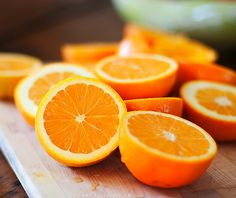 Oranges, I can taste them when I see this photo!