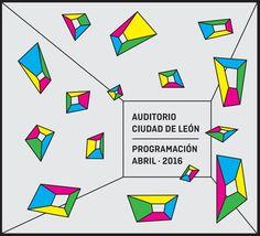 Trabajo de Guía de Programación para el  Auditorio Ciudad de León, por Hugo Alonso de Paz. Click para verlo completo e interactivo en ISSUU. [Promoción Carrera 2014-16]