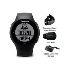 """(CLICK IMAGE TWICE FOR DETAILS AND PRICING) Garmin Forerunner 610 Watch with HRM and FP and SC Forerunner 610 with Pre. """"Garmin Forerunner 610, Runners _ Cyclists Pro, Brand New Includes One Year Warranty, The Garmin Forerunner610 w_Premium HRM is the easiest way to get in touch with the training data. It features swipe and scroll actio.... See More Runners at http://www.ourgreatshop.com/Runners-C325.aspx"""