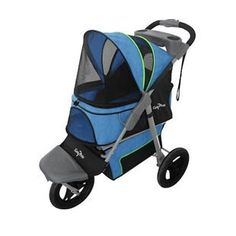 G7 Jogger™ Stroller for pets up to 75 lbs.