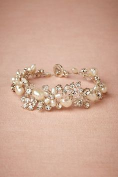 Can I get something gorgeous like this bracelet to wear in my hair?