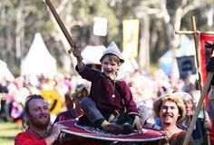 Saga Vikings Group Inc - Brisbane based re-enactment group