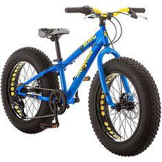 """Mongoose Kong Boy's Fat Tire Bike, 20"""" Mongoose https://www.amazon.com/dp/B00UQ7RBFE/ref=cm_sw_r_pi_dp_x_FLRkzb6S1K2Z1"""