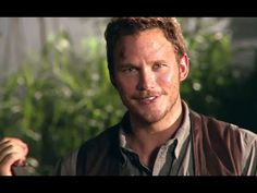 Jurassic World Video Log - Chris Pratt Trying to Learn to Whistle (2015)...