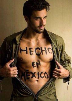 El tercer hombre más guapo del mundo es mexicano