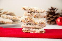Sugar Free Coconut Almond Bark #paleo Ok for GAPS too...? my-paleo-life