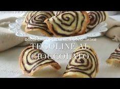 Tegoline al cioccolato, pasticcini golosi, con video ricetta Pudding, Video, Ethnic Recipes, Desserts, Food, Tutorial, Youtube, Dessert Ideas, Tailgate Desserts