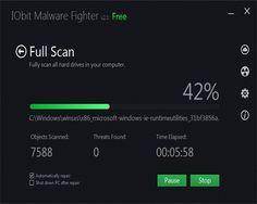 IObit Malware Fighter 2 Free Download for Windows | Downloada2z.com