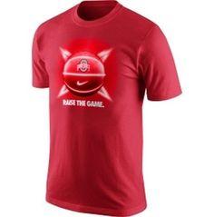 Ohio State Buckeyes Basketball Raise The Game Nike Dri Fit t-shirt NWT BUCKS St