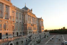 Palacio Real- Madrid, España