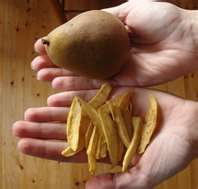 will have to try drying a pear...