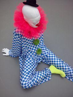 Een van de vele clowns.