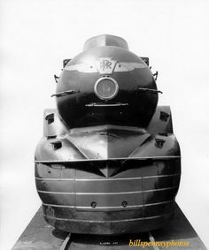 Sunday Streamline #28: Loewy Torpedoes - Dieselpunks