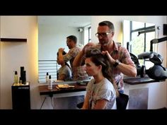 ▶ Long Locks to Androgynous - YouTube