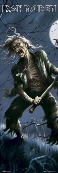 iron maiden poster art | IRON MAIDEN - breeg posters | art prints