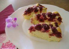 Túrós meggyes süti - csodás ízű édesség, megunhatatlan desszert!! - Ketkes.com