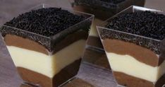 Παστάκια φανταστικά σε 10 λ (Video) Pudding, Keto, Candy, Chocolate, Ethnic Recipes, Desserts, Food, Cakes, Sweet