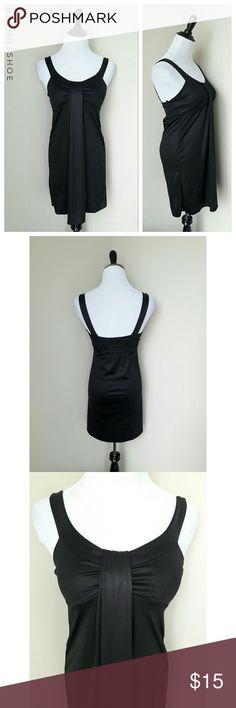 """{urban outfitters} little black dress A classy little black dress.  From Urban Outfitters. Brand is Silence & Noise.  Would be perfect for going out. Pair with strappy black sandals.  Gently worn. Size extra small.  Modeled on my mannequin:  measurements are 35"""" chest 26"""" waist and 34"""" hips Urban Outfitters Dresses"""
