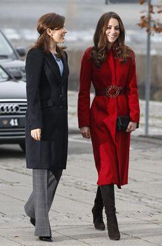 Princess Mary of Denmark's Style | POPSUGAR Fashion