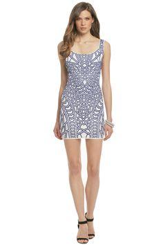 RVN Puzzle Solver Dress: Rental- $75, Retail- $395