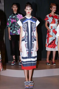 Clover Canyon Ready To Wear Spring Summer 2015 New York