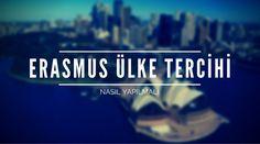 Paralama Defteri: Erasmus Ülke Seçimi Nasıl Yapılmalı?