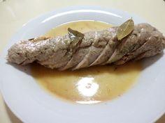 Receta de Solomillo a las finas hierbas con salsa al whisky con Thermomix