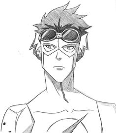 Kid Flash YJ by akatsukicloud227