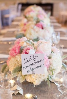 Wedding reception centerpiece idea; Featured Photographer: Melissa Robotti