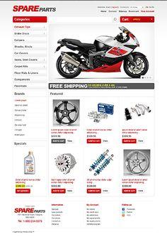 Làm Web bán phụ tùng mô tô, web mô tô 890 - http://lam-web.com/sp/lam-web-ban-phu-tung-mo-web-mo-890 - http://lam-web.com