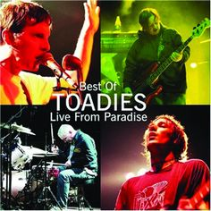 """Possum Kingdom - (Live)"" by Toadies was added to my Lastfm Favorites playlist on Spotify"