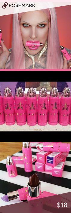 JEFFREE STAR LIPSTICK AMMUNITION DUO Shades red rum & Double Dare Brand new & unused in box! jeffree star Makeup Lipstick