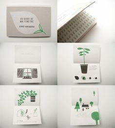 mini-livre - Junko Nakamura. Cute illustrations #drawing