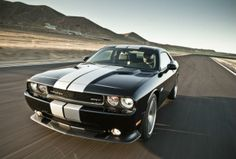 A refreshed 2015 Dodge Challenger is expected to launch with an optional supercharged Hellcat V-8 Hemi.
