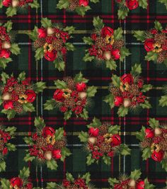 Find holiday fabric for all your holiday crafting needs at JOANN Fabric & Craft Stores. No matter the occasion, we carry a wide selection of holiday sewing fabric for year-round crafts and projects. Christmas Fabric, Christmas Wreaths, Christmas Art, Plaid Fabric, Cotton Fabric, Christmas Berries, Scrapbooking, Holly Berries, Joanns Fabric And Crafts